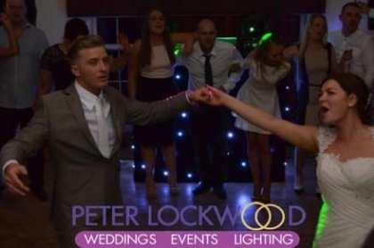 Boholt Country Park Hotel Wedding DJ