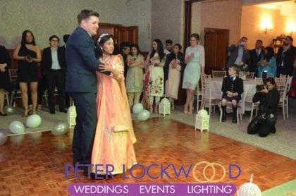 nunsmere hall wedding dj