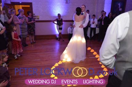 Nunsmere Hall Wedding DJ