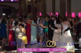 Monastery Manchester Wedding DJ