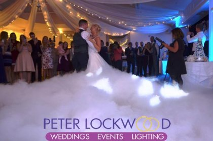 Stirk House wedding fiest dance