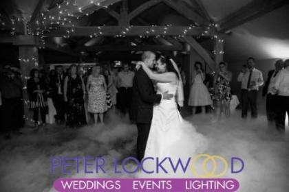 wedding-first-dance-in-a-lovely-white-cloud-at-the-white-hart-inn-saddleworth