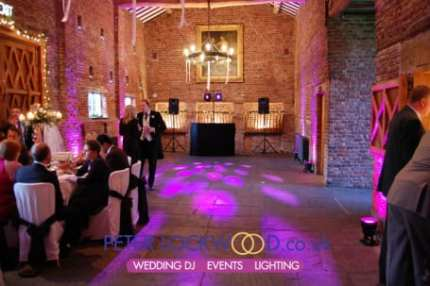 Meols Hall Wedding DJ