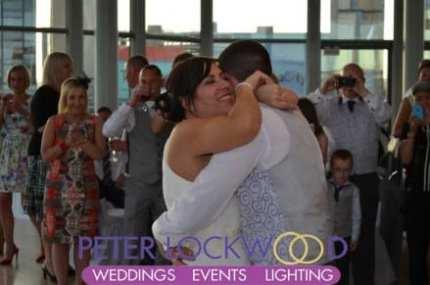 The Compass Room wedding dj