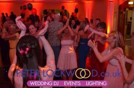 Wortley Hall Wedding DJ