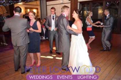 Nutters Restaurant Wedding DJ