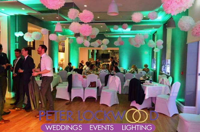 Trafford Town Hall Wedding Lighting Mood Lighting In Trafford