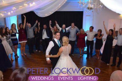 Stirk House wedding