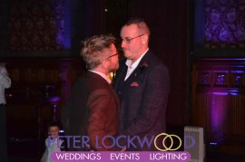 Ben and Gray's Manchester Town Hall Wedding