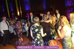 Wedding Guests in Manchester Town Hall