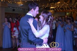 Wedding first dance Saddleworth