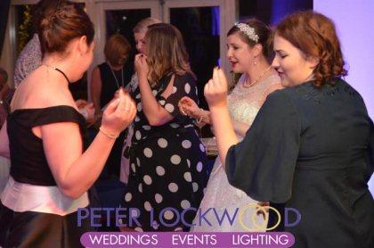 Dunham Forest wedding