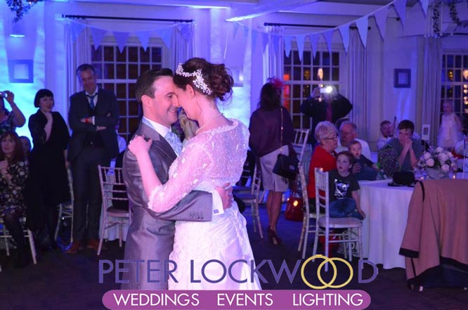 Quarry Bank Mill Cheshire wedding first dance