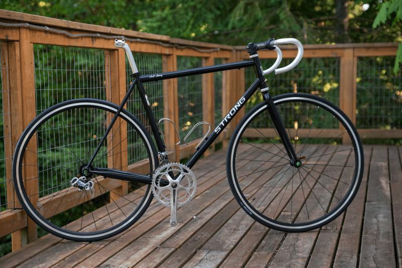 new project, Strong Custom Blend Steel Racing bike... || blog.peterlombardi.com