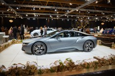 Salon 2017 - Dreamcars - BMW i8