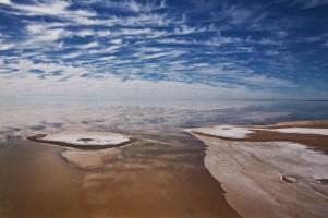 Belt Bay - Lake Eyre