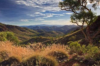 View from Split Rock - Arkaroola