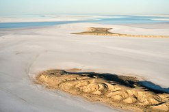Sand Dunes - Lake Frome