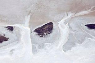 Salt II- Lake Eyre, The Long Shot
