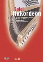 """Titelbild """"Spiel Akkordeon"""" von Peter M. Haas"""