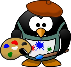Designer Penguin