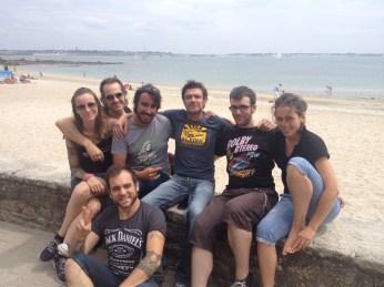 Le Galion crew