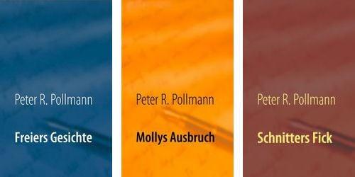Peter R. Pollmann - Die Gedichtbände