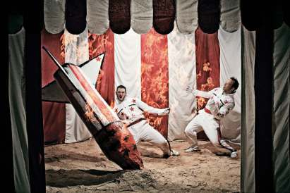 Projekt Zirkus, Picture by Markus Gmeiner