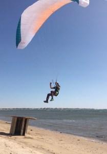 Paragliding in Saudi Arabia