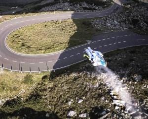Wingsuitpilot Peter Salzmann, Picture Marco Fuerst