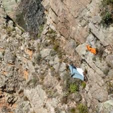 Picture by Scott Paterson, Wingsuitpilot Peter Salzmann