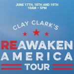 LIVE NOW: Clay Clark's REOPEN AMERICA FREEDOM-FIGHTING FESTIVAL Day Two;  6/18/2021