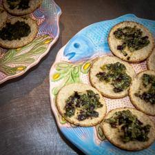 Cracker mit Algentatar