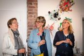 Janne Gronen, Maria Gilges, Angela Berg