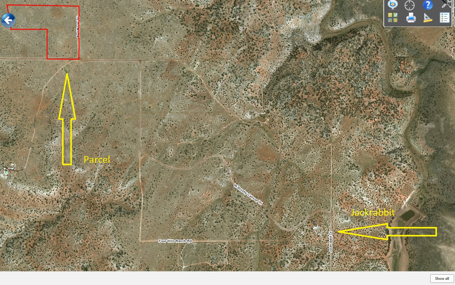 Williams, Coconino County, Northern, AZ Land For Sale – 26 Acres