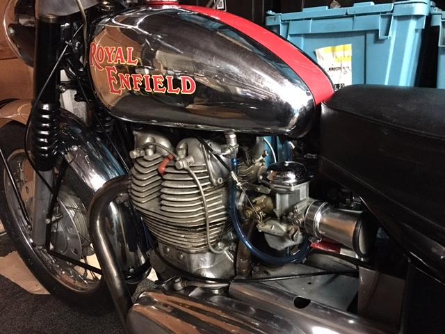1967 Royal Infield 750