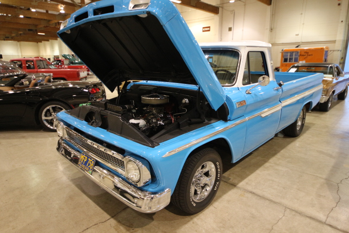 1965 Chevy Pickup Truck