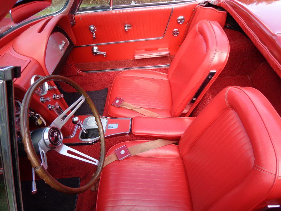 1964 Chevrolet Corvette Roadster