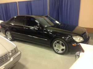 2002 Mercedes 500