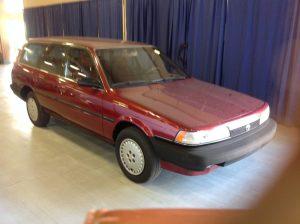 1981 Toyota Wagon