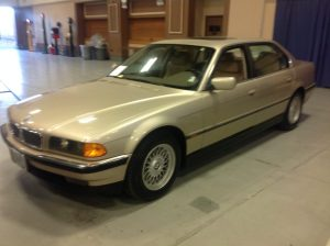'98 BMW 740