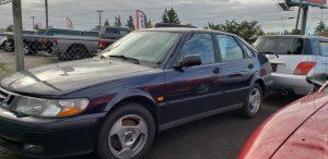 1999 Saab 9-3 Turbo Hatchback