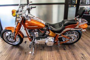 2008 Harley Davidson FXSTSSE
