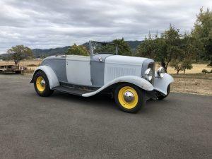 1932 Ford Cabbriolet