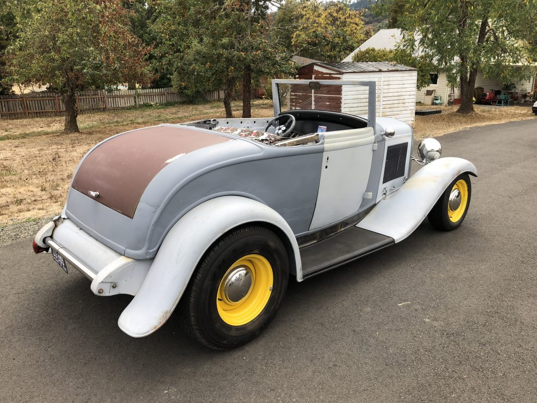 1932 Ford Cabbriolet