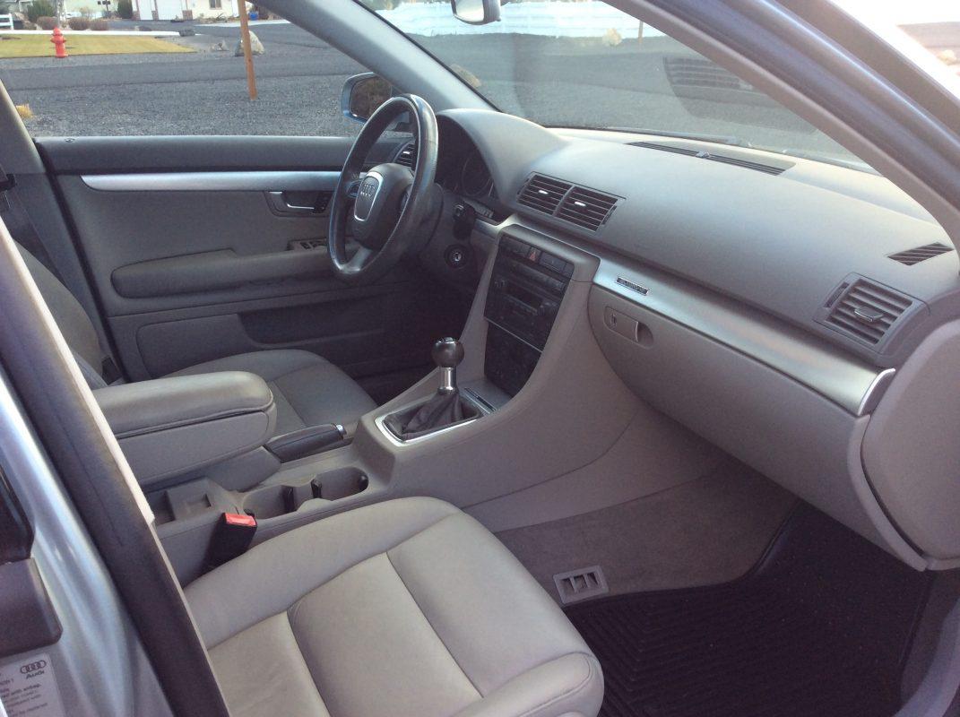 2005 Audi A4 Quattro