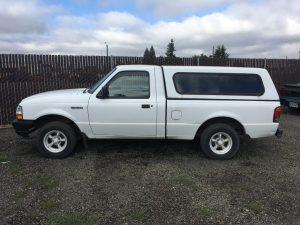 2000 Ford Ranger PU