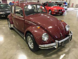 1969 VolksWagon Beetle