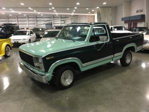 Lot 11 .    ;79 Ford F100