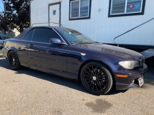 2004 BMW 330 Ci  BLue